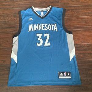 Minnesota Timberwolves Karl Anthony Towns Jersey